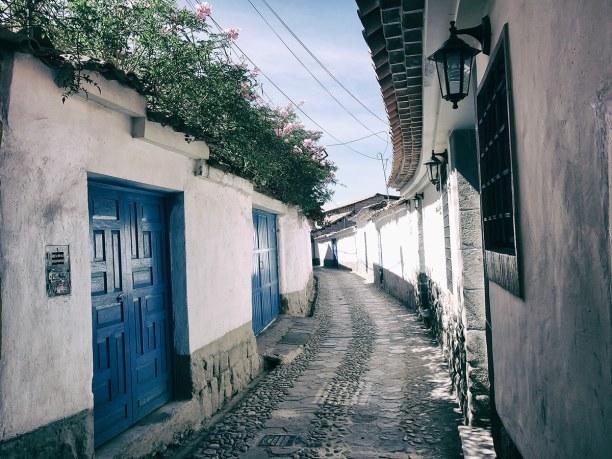 2 Wochen Peru, Peru, In den Straßen von Cusco