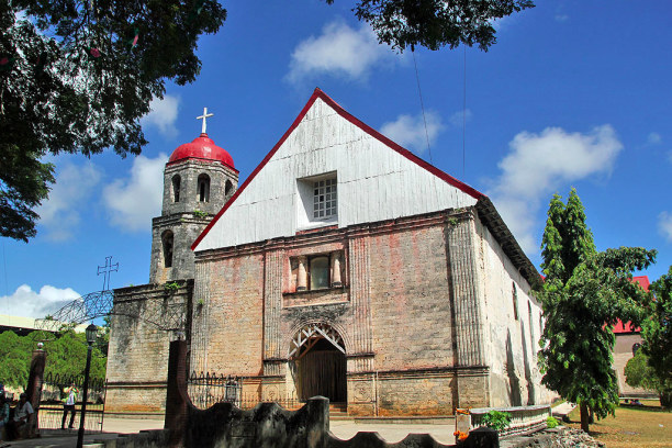 Kurzurlaub Siquijor (Stadt), Philippinen, Philippinen, San Isidro Labrador Church