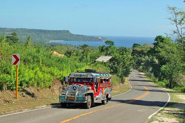 Kurztrip Siquijor (Stadt), Philippinen, Philippinen, Jeepney