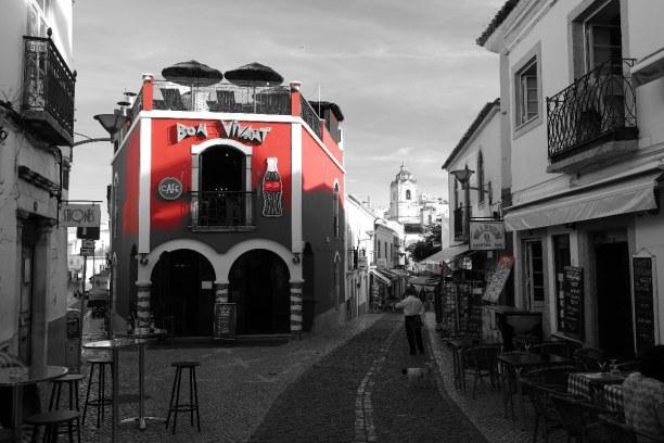 Kurztrip Algarve, Portugal, Algarve