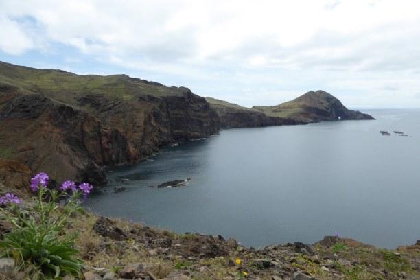 Eine Woche Madeira, Portugal, Mich erinnert die Landschaft an Irland