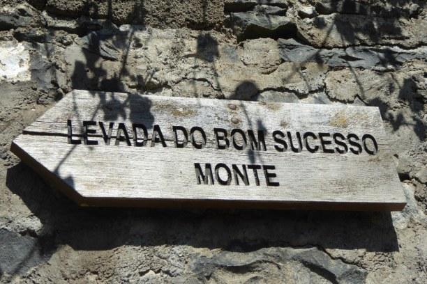 Eine Woche Madeira, Portugal, Hier gehts zur Levada do bom sucesso