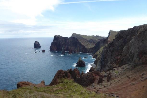 1 Woche Madeira, Portugal, Ein wunderschöner Wanderweg im Osten Madeiras