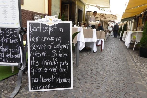 1 Woche Madeira, Portugal, in der Altstadt von Funchal