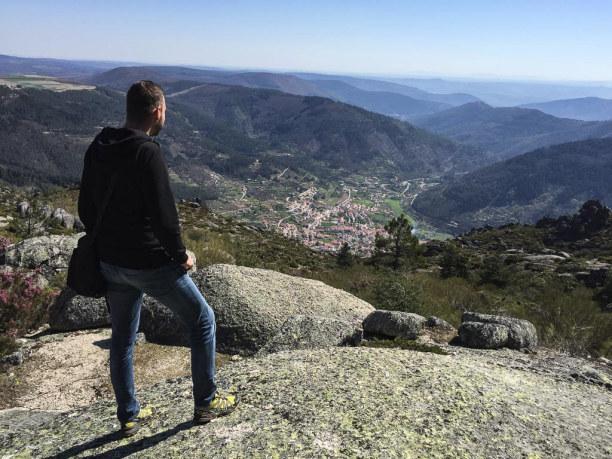 10 Tage Mittelportugal, Portugal, Ich mag die Natur und die Ruhe im Gebirge in der Region Centro de Port