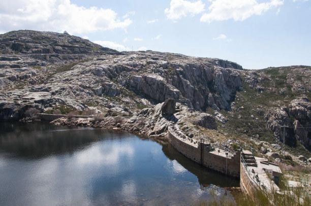 10 Tage Mittelportugal, Portugal, Das Gebirge ist knapp 2.000 Meter hoch.