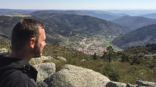 10 Tage Mittelportugal, Portugal, Die Gegend rund um Manteigas ist herrlich.