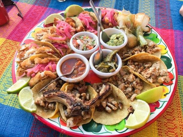 Langzeiturlaub Cozumel (Stadt), Riviera Maya & Insel Cozumel, Mexiko, Tacos, Tacos, Tacos und noch mehr Tacos!
