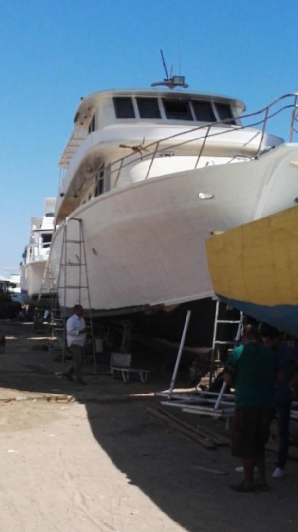 10 Tage Hurghada (Stadt), Rotes Meer, Ägypten, Schiffsbau