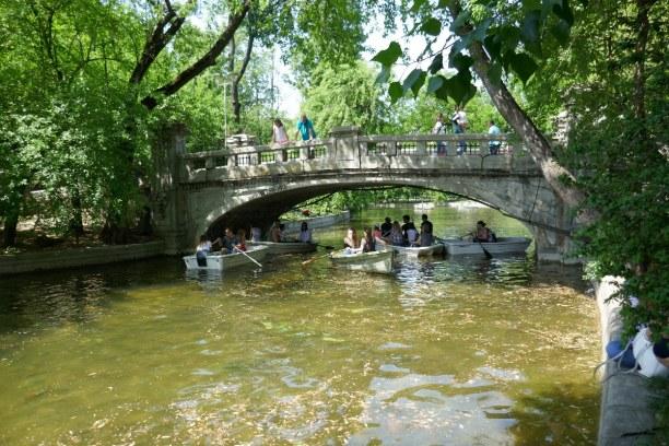 Kurztrip Bukarest & Umgebung, Rumänien, Bukarest ist überraschend grün mit vielen Parks