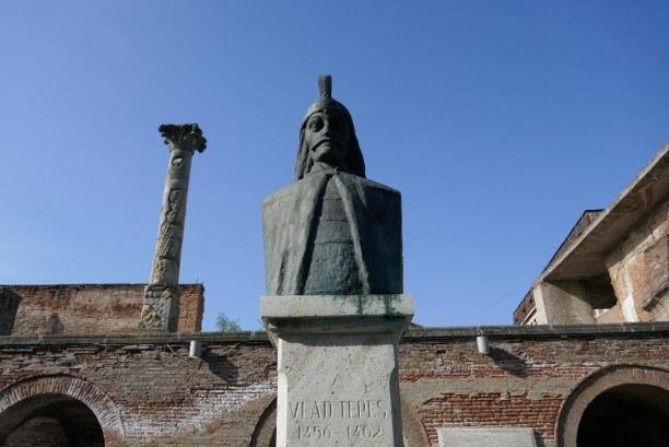 Kurztrip Bukarest & Umgebung, Rumänien, Gestatten: Graf Dracula! In Bukarest hatte die historische Vorlage von