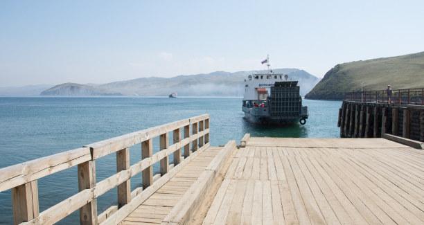 Langzeiturlaub Sibirien, Russische Föderation, Vier bis fünf Stunden dauert die Anreise von Irkutsk nach Chuschir, d