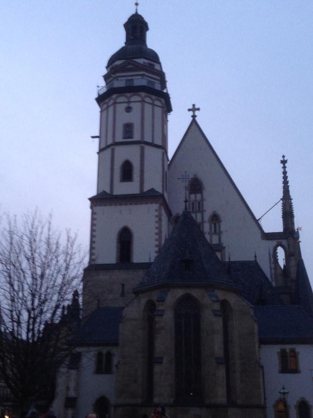 Kurzurlaub Sachsen » Leipzig