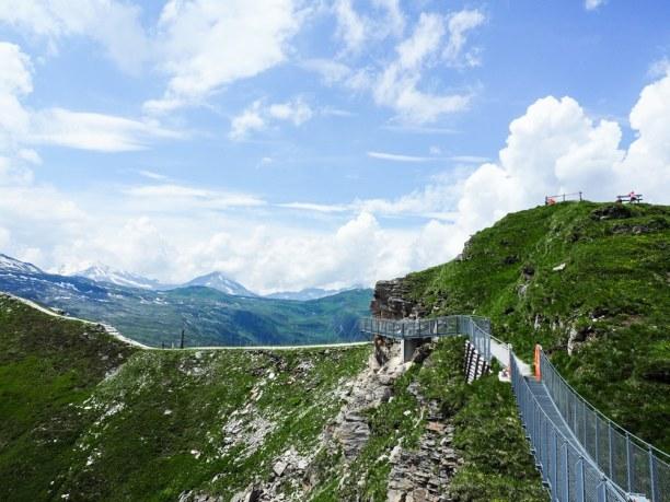 Kurztrip Bad Gastein (Stadt), Salzburger Land, Österreich, Ausblicke vom Stubnerkogel