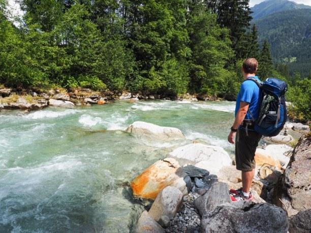 Kurzurlaub Bad Gastein (Stadt), Salzburger Land, Österreich, Wasserfallweg