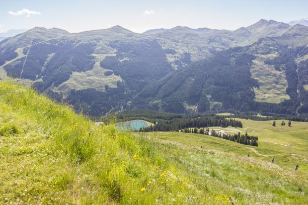 Kurztrip Hinterglemm (Stadt), Salzburger Land, Österreich, Als Hotelgast bekommt man in Hinterglemm im Sommer die Jokercard und k