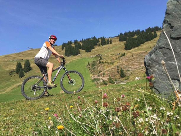 Kurzurlaub Hinterglemm (Stadt), Salzburger Land, Österreich, Herrlich die frische Luft und die Ruhe!