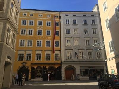 Kurzurlaub Salzburg (Stadt), Salzburger Land, Österreich, Salzburg
