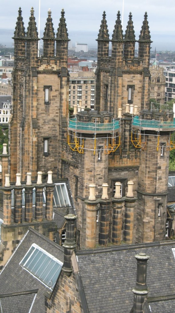 Kurztrip Schottland » Edinburgh