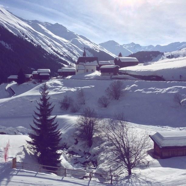 Kurzurlaub Graubünden, Schweiz, Tujetsch