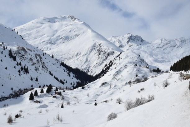 Kurztrip Schweiz » Graubünden