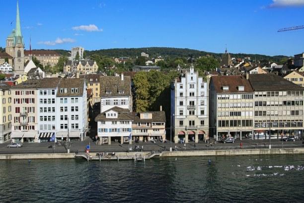 Kurzurlaub Schweiz » Kanton Zürich