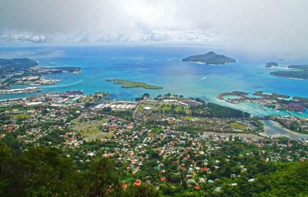 10 Tage Seychellen, Seychellen, Victoria ist die Hauptstadt der Seychellen und gleichzeitig die kleins