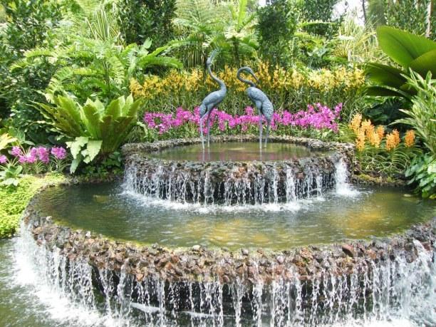 Kurztrip Singapur, Singapur, Botanische Gärten von Singapur