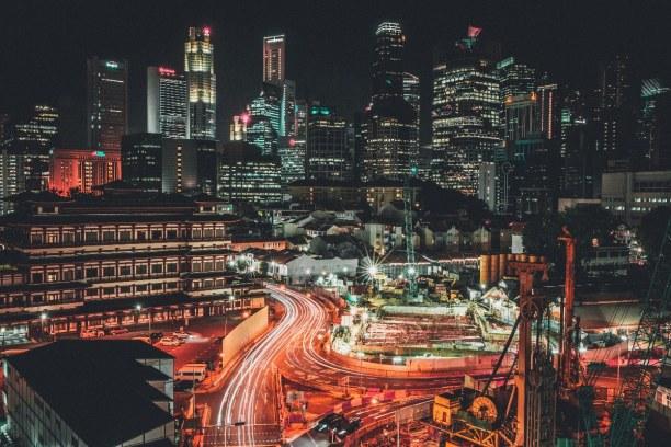 Kurzurlaub Singapur, Singapur, Singapur ist einer von drei Stadtstaaten auf der Welt. Die anderen bei