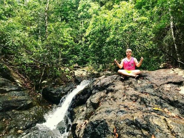 Zwei Wochen Singapur, Singapur, #waterfall #kohphangan #meditate #travel #water #pink #thailand