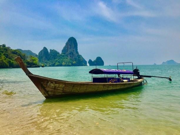 Zwei Wochen Singapur, Singapur, #longtailboat #tonsai #beach #railay #thailand #Krabi #Travel #nice #l