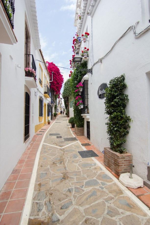 1 Woche Andalusien, Spanien, Marbella eignet sich auch perfekt zum Überwintern, da das Klima auch