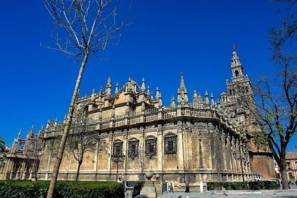 Kurztrip Andalusien, Spanien, Catedral De Santa Maria De La Sede De Sevilla