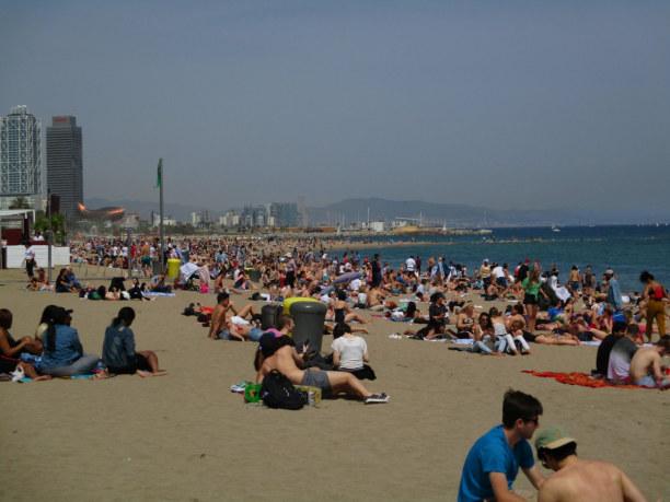 Kurztrip Spanien » Barcelona & Umgebung