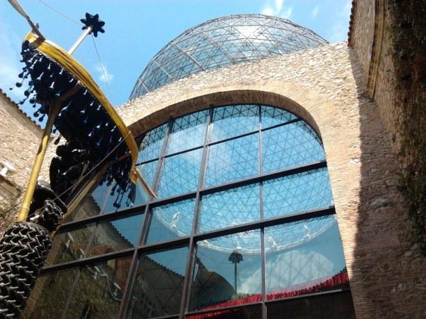 1 Woche Costa Brava, Spanien, Salvador Dalí  Museus
