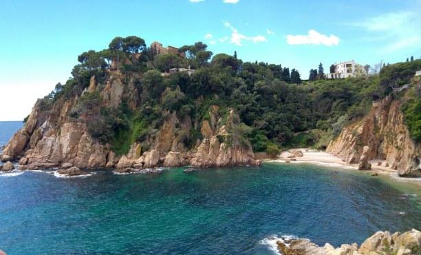 """1 Woche Costa Brava, Spanien, Costa Brava bedeutet auf deutsch """"Wilde Küste"""". Diesen Namen verdankt"""