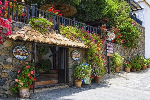 1 Woche Fuerteventura, Spanien, Betancuría hat knapp 700 Einwohner.  Das Dorf liegt in den Bergen. Zu