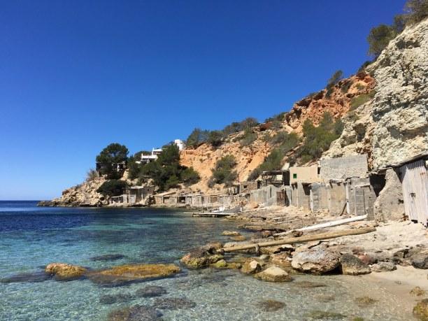 Kurzurlaub Ibiza, Spanien, Der Küstenort San José liegt im Südwesten der Insel, ist die größ