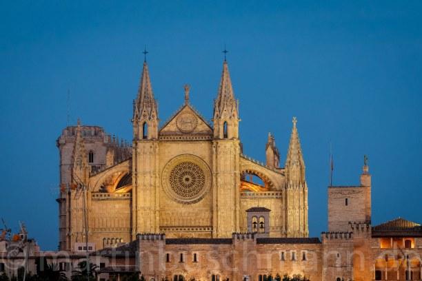 1 Woche Mallorca, Spanien, Palma Kathedral