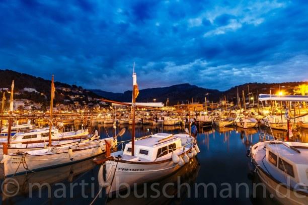 Eine Woche Mallorca, Spanien, Port de Soller