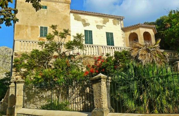 1 Woche Mallorca, Spanien, Eine der vielen Fincas, die es auf Mallorca gibt.