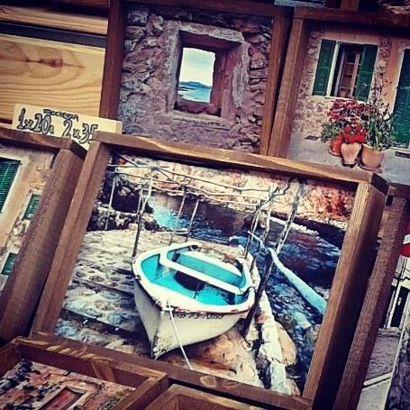 1 Woche Mallorca, Spanien, Wochenmarkt in Santanyi....toll