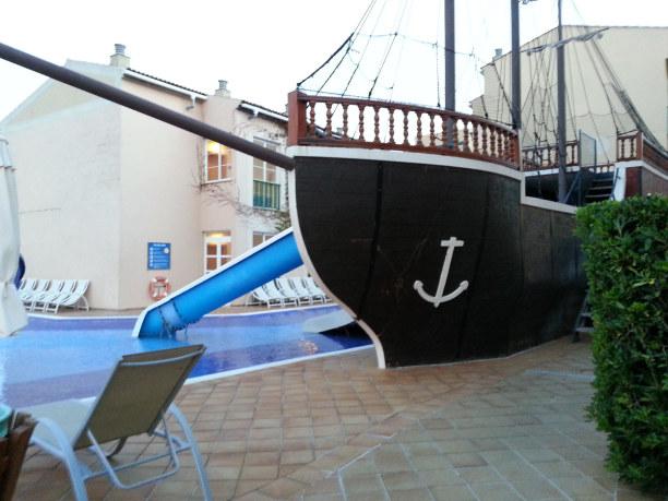 3 Wochen Mallorca, Spanien, Paradies für Kinder auf dem Hotelgelände
