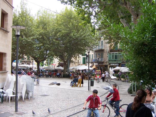 3 Wochen Mallorca, Spanien, Ausflug nach Sóller