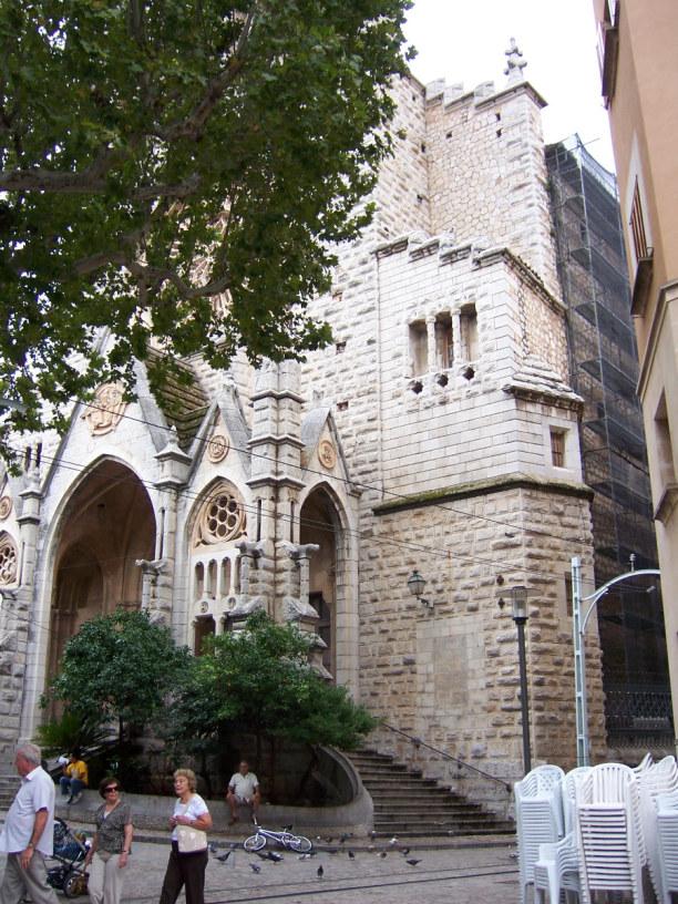 Drei Wochen Mallorca, Spanien, Ausflug nach Sóller
