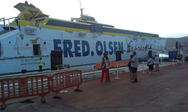 1 Woche Teneriffa, Spanien, Schiffsfahrt nach La Gomera