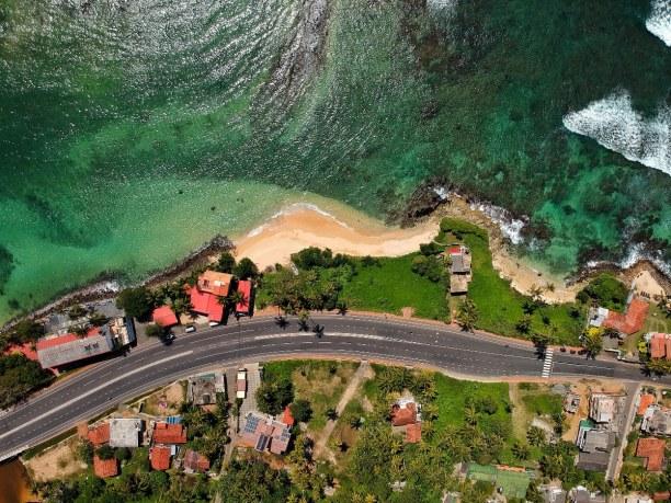 2 Wochen Sri Lanka, Sri Lanka, Midigama ist eine kleine Surferstadt im Südwesten Sri Lankas. Wenn du