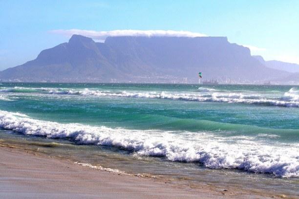 Drei Wochen Kapstadt & Umgebung, Südafrika, Ein Ausflug zum Tafelberg, dem botanischen Garten Kirstenbosch und dem