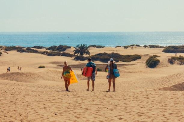 3 Wochen Kapstadt & Umgebung, Südafrika, Maspolamas ist ein beliebter Ferienort auf Gran Canaria. Hier kannst d