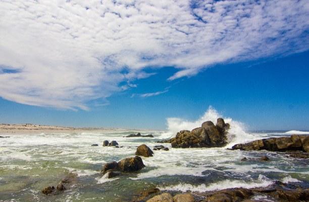 Langzeiturlaub Kapstadt & Umgebung, Südafrika, Die Westküste Südafrikas ist wild und vom Tourismus recht unberührt